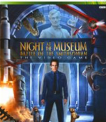 Default night at the museum battle of the smithsonian the video game