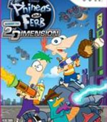 Default phineas and ferb across the 2nd dimension