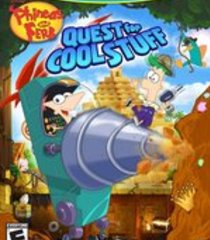 Default phineas and ferb quest for cool stuff