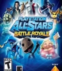 Default playstation all stars battle royale
