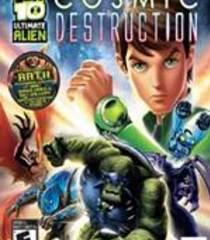 Default ben 10 ultimate alien cosmic destruction