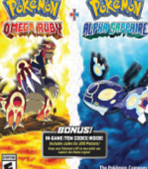 Default pokemon omega ruby and alpha sapphire