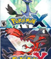 Default pokemon x and y