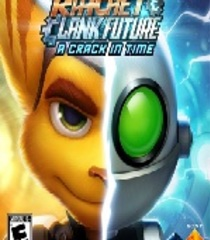Default ratchet clank future a crack in time