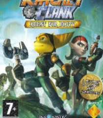 Default ratchet clank future quest for booty