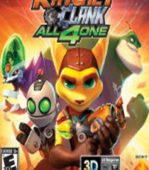 Default ratchet clank all 4 one