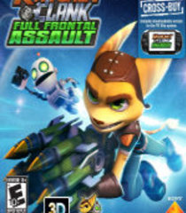 Default ratchet clank full frontal assault