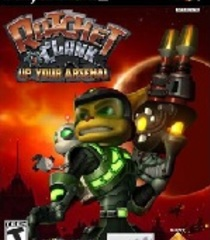 Default ratchet clank up your arsenal