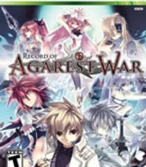 Default record of agarest war