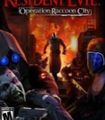 Default resident evil operation raccoon city