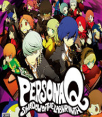 Default persona q shadow of the labyrinth