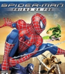 Default spider man friend or foe