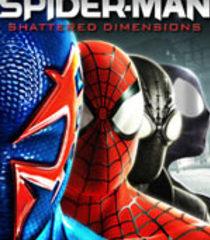 Default spider man shattered dimensions