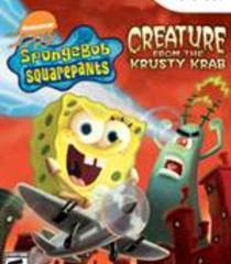 Default spongebob squarepants creature from the krusty krab