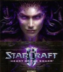 Default starcraft ii heart of the swarm