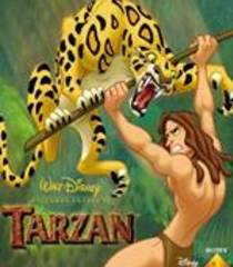 Default tarzan the video game