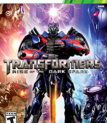 Default transformers rise of the dark spark