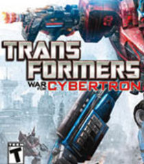 Default transformers war for cybertron