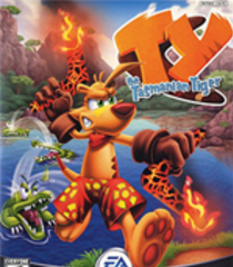 Default ty the tasmanian tiger
