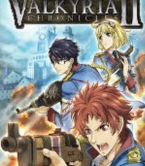 Default valkyria chronicles ii