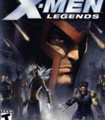 Default x men legends
