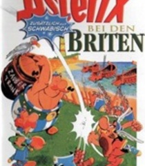 Default asterix in britain