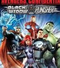 Default avengers confidential black widow and punisher