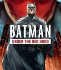 Default batman under the red hood