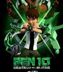 Default ben 10 destroy all aliens