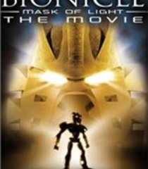 Default bionicle mask of light the movie