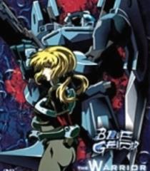 Default blue gender the warrior