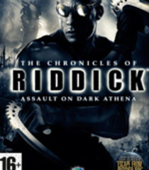 Default the chronicles of riddick assault on dark athena