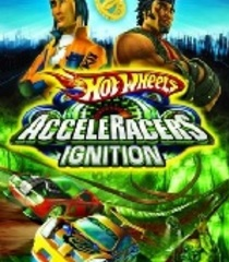 Default hot wheels acceleracers ignition