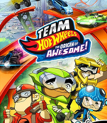 Default team hot wheels the origin of awesome