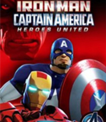 Default iron man captain america heroes united