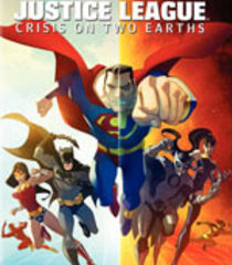 Default justice league crisis on two earths