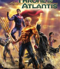 Default justice league throne of atlantis