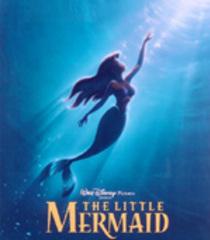 Default the little mermaid