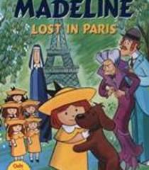 Default madeline lost in paris
