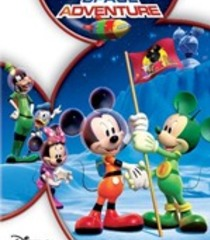 Default mickey mouse clubhouse space adventure