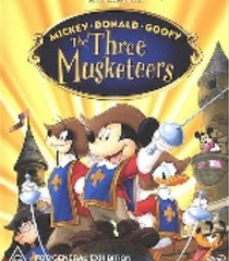 Default mickey donald goofy the three musketeers