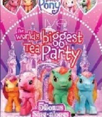 Default my little pony live the world s biggest tea party