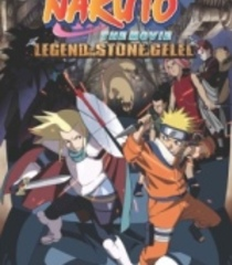 Default naruto the movie 2 legend of the stone of gelel