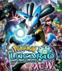 Default pokemon lucario and the mystery of mew