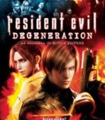 Default resident evil degeneration