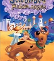 Default scooby doo in arabian nights
