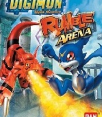 Default digimon rumble arena
