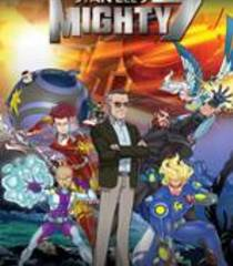 Default stan lee s mighty 7