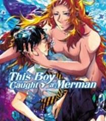 Default this boy caught a merman