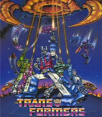 Default transformers the movie